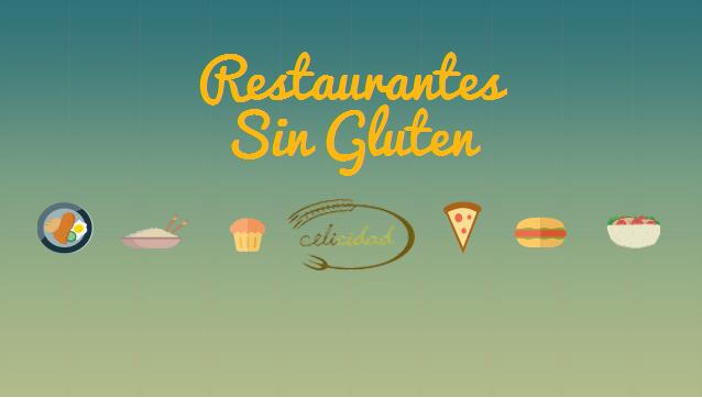 10 mejores restaurantes sin gluten