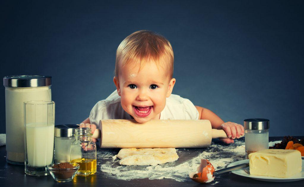 gluten en los bebes