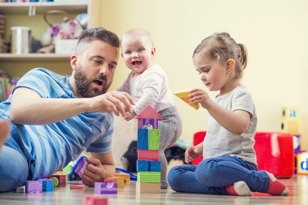 juguetes familia