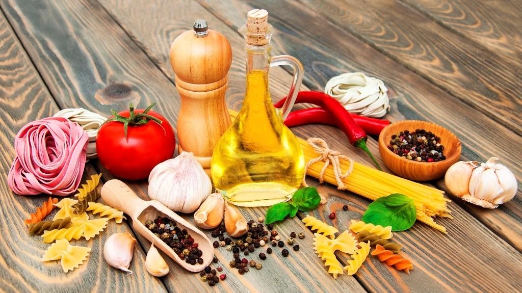 Dieta mediterránea, alimentación saludable
