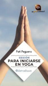 iniciate en el Yoga