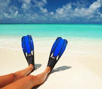 Diet-snorkel-playa