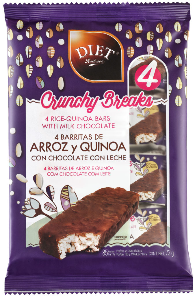 1093 BARR.ARR.QUIN CHOCO 72G PACK4U