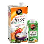 Bebidas y otros sustitutos vegetales
